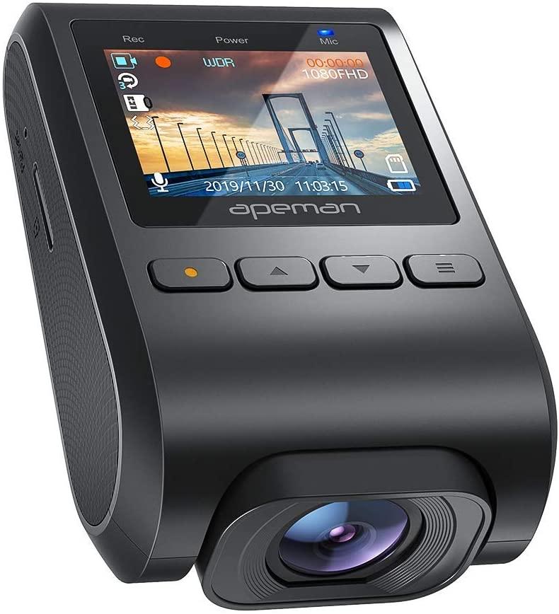 Apeman C370 Full-HD Mini-Dashcam @Amazon.de