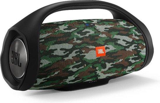 JBL Boombox Squad Camouflage - Bluetooth Speaker