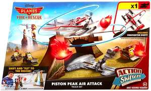 [UPDATE: nu €15] Mattel Cars Radiator Springs 500 / Planes Piston Peak Air Attack voor €19,99 @ Kruidvat