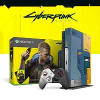 Xbox One X Cyberpunk 2077 Limited Edition-bundel (1 TB)