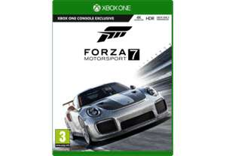Forza Motorsport 7 (Xbox One) @ Media Markt/Amazon.nl/de
