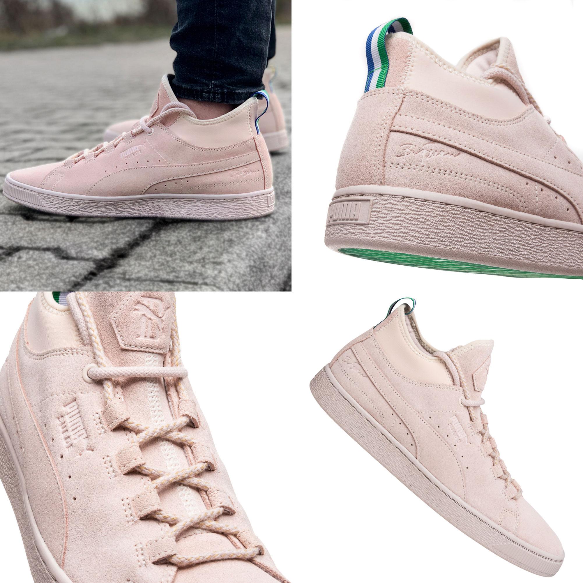 PUMA x Big Sean Suede sneakers [waren €119,95] @ Sport-Korting