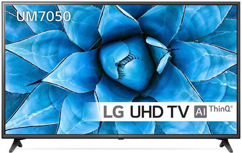 LG 55UM7050PLC | 55 inch 4K UHD Smart TV