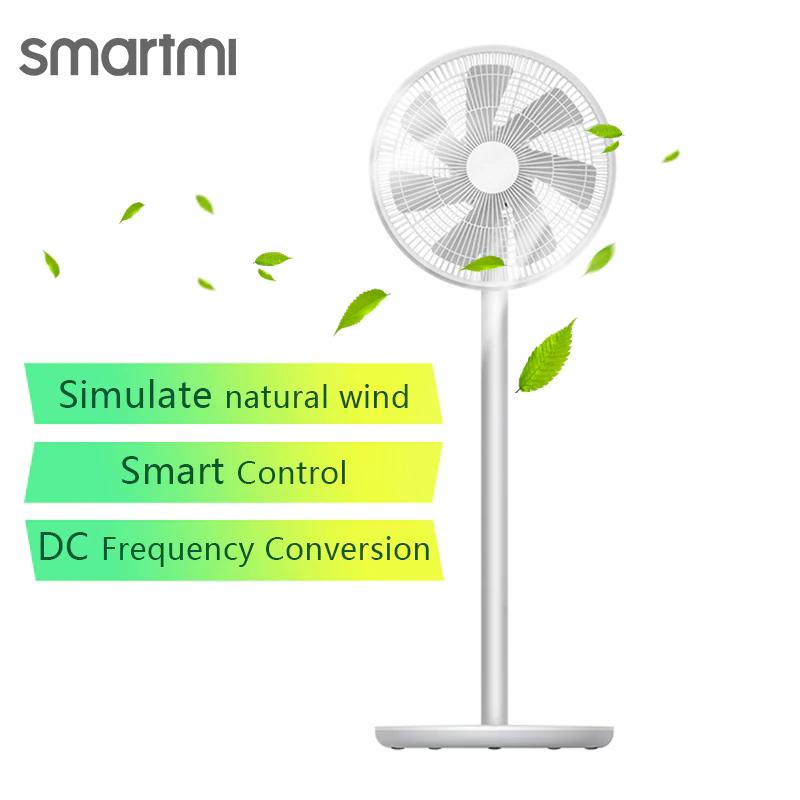 Xiaomi Smartmi Standing Floor Fan 2 (EU versie, uit Spanje)