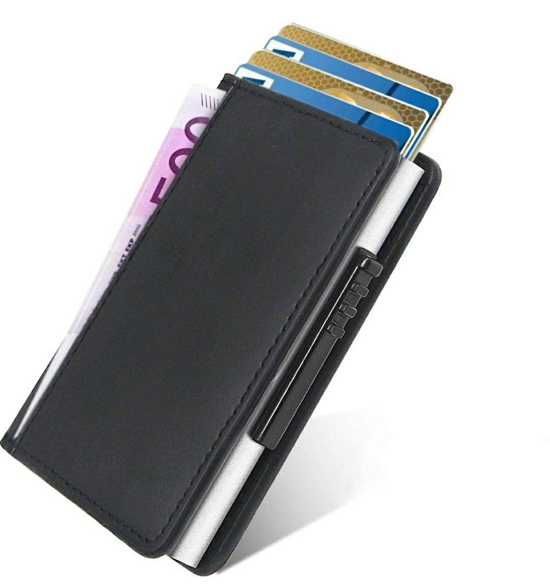 [Lightning deal] Creditcardhouder + RFID-blocker @Amazon.de (76% korting)