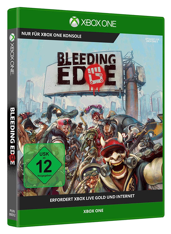 Bleeding Edge (Xbox One) @ Amazon.de