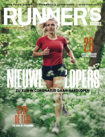 1 x Runnersworld magazine voor €0,10 normaal €5,99