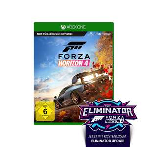 Forza Horizon 4 Xbox One €20,33 @Amazon.nl