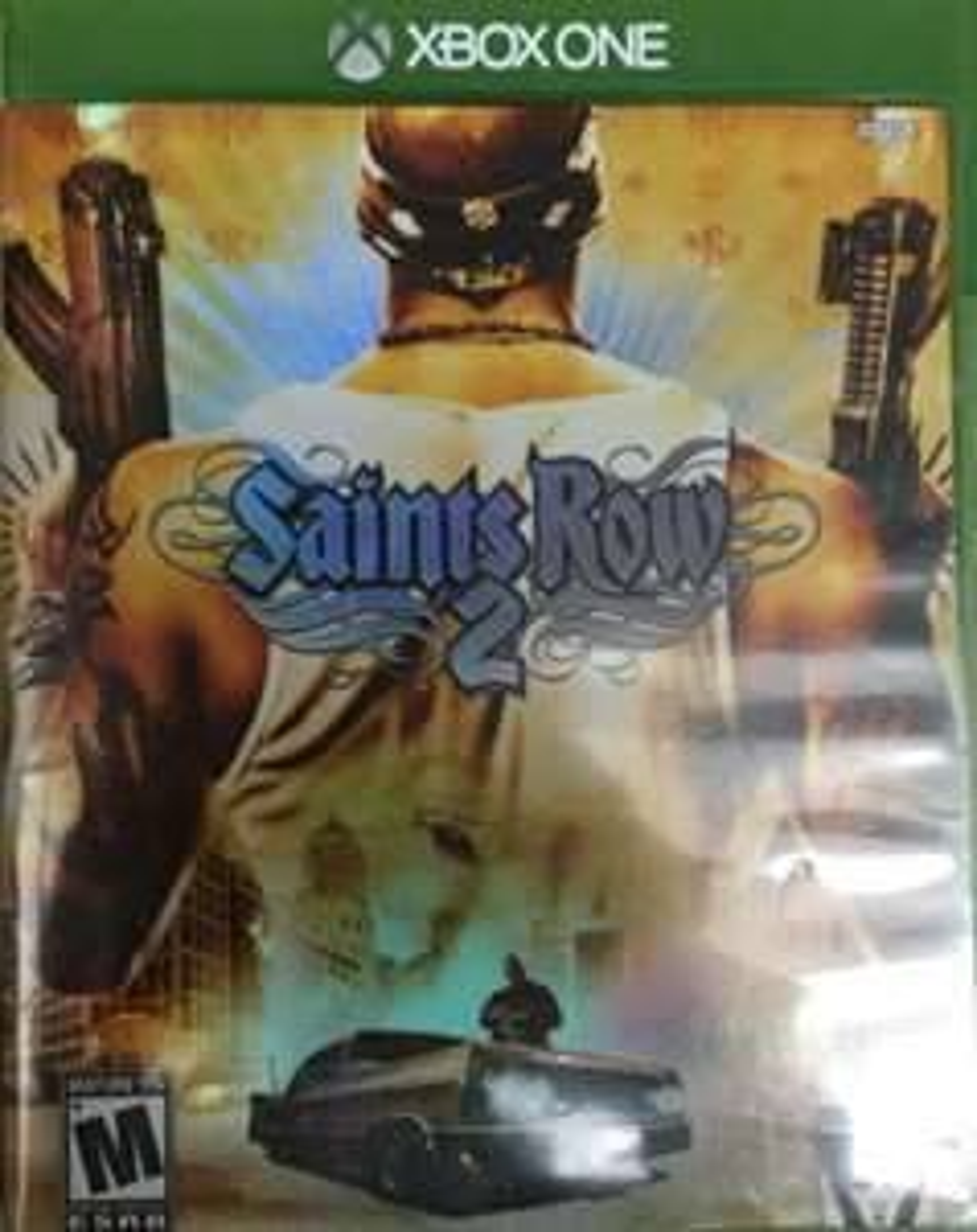 Saints Row 2 digitaal (Xbox One/Xbox 360)