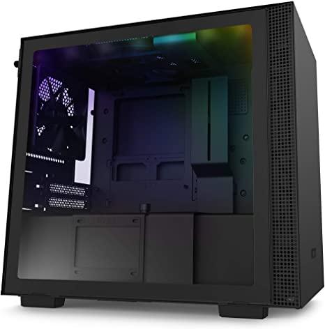 NZXT H210i behuizing voor gaming-pc's zwart