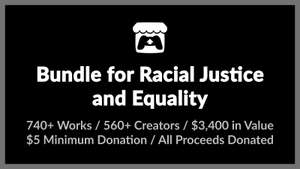 700+ games in de Bundle for Racial Justice and Equality