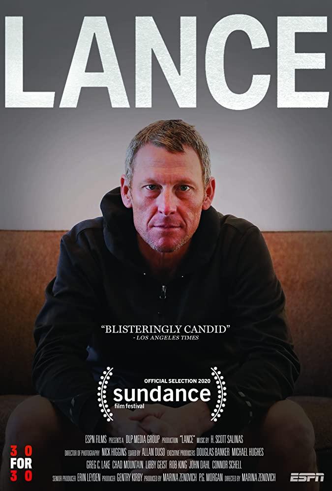 ESPN-documentaire LANCE (2020) gratis te zien @ Fox Sport