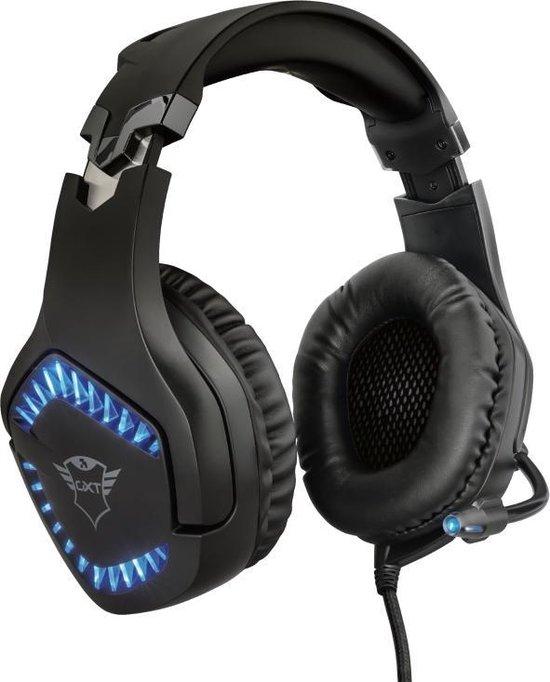 Trust Gaming GXT GXT 460 Varzz - Gaming Headset met verlichting voor PS4/PC @ Bol.com