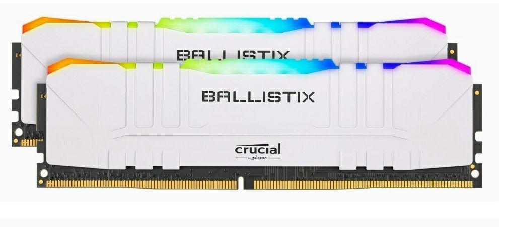 Crucial Ballistix RGB 3200 MHz, 16GB (8GB x2), CL16