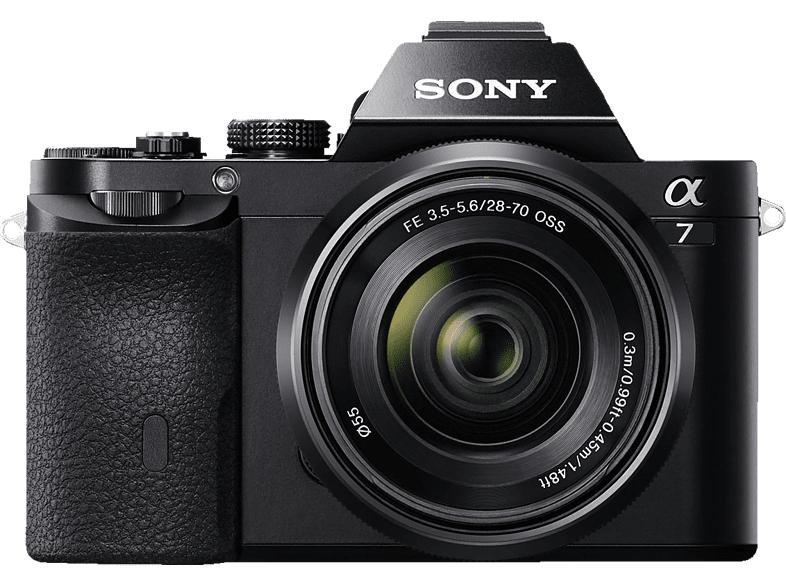 [Grensdeal] Sony A7 + 28-70 kitlens + Tas + SD Kaart (MediaMarkt DE)