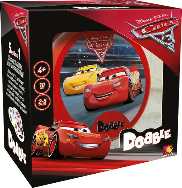 Dobble Cars 3 NL versie actiespel voor €6,98 @ Amazon NL of Intertoys