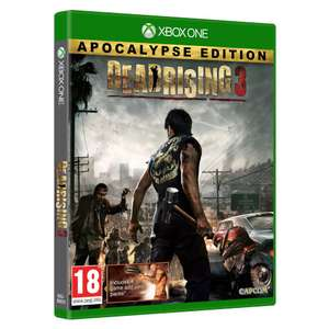 Dead Rising 3 Apocalypse Edition of Ryse: Son of Rome Legendary Edition (disc) voor €20 @ Microsoft Store