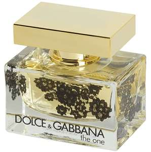 D&G 50 ml The One Lace Edition Eau de Parfum €43,45 incl verzending @ Limango - elders va €57,43