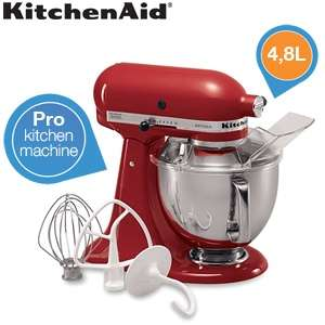 KitchenAid Keukenmachine (5KSM150PS) voor €408,90 @ iBOOD