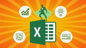 [Udemy] Zero to Hero in Microsoft Excel: Complete Excel guide 2020 Score: 4.4 (3,550 stemmen)