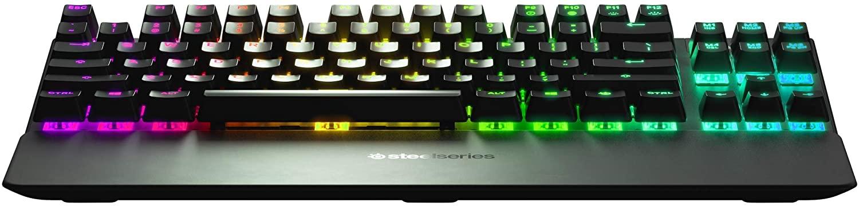 SteelSeries Apex 7 - Mechanisch Toetsenbord (QWERTY) MX cherry RED