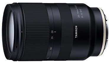 "Tamron A036SF RXD-autofocus 28-75 mm F/2.8 Di III"" – ideaal voor video-opnames"