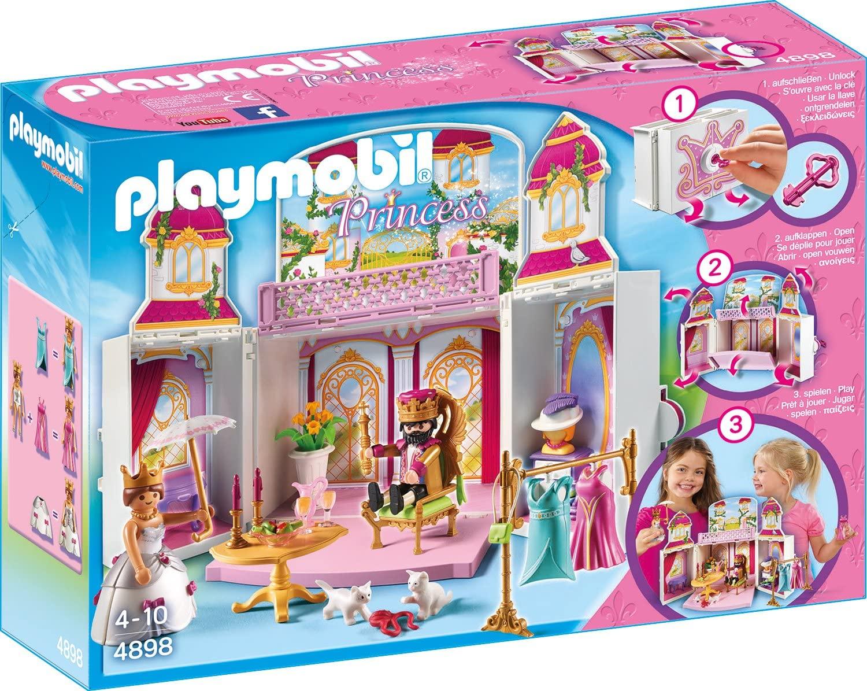Playmobil 4898 Koninklijk Hof Speelbox @ Amazon.de