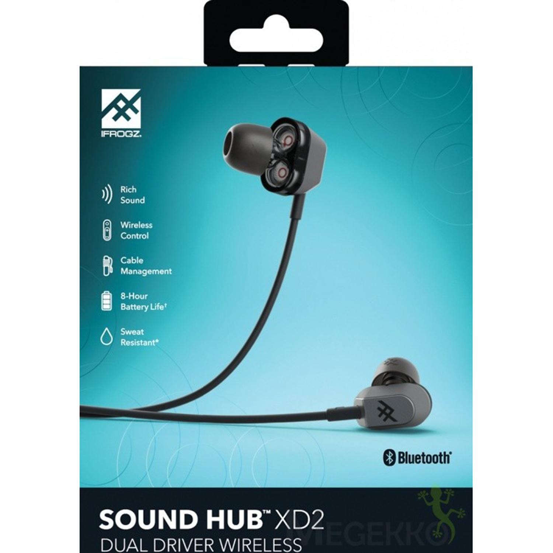 iFrogz Sound Hub XD2 Wireless Earbuds @ Smartphonehoesjes