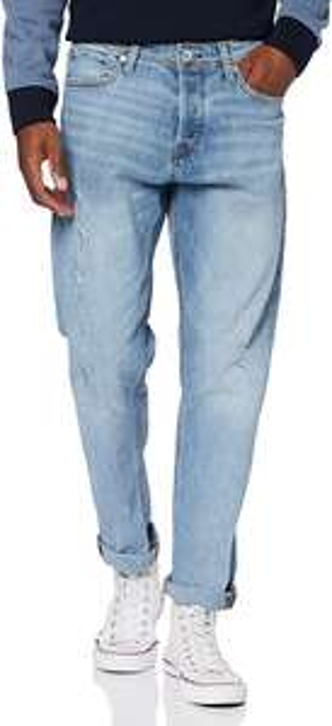 JACK & JONES heren jeans (rechte pijp)