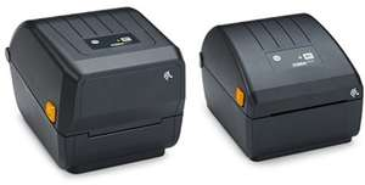 Zebra ZD220 labelprinter Thermo transfer 203 x 203 DPI Bedraad