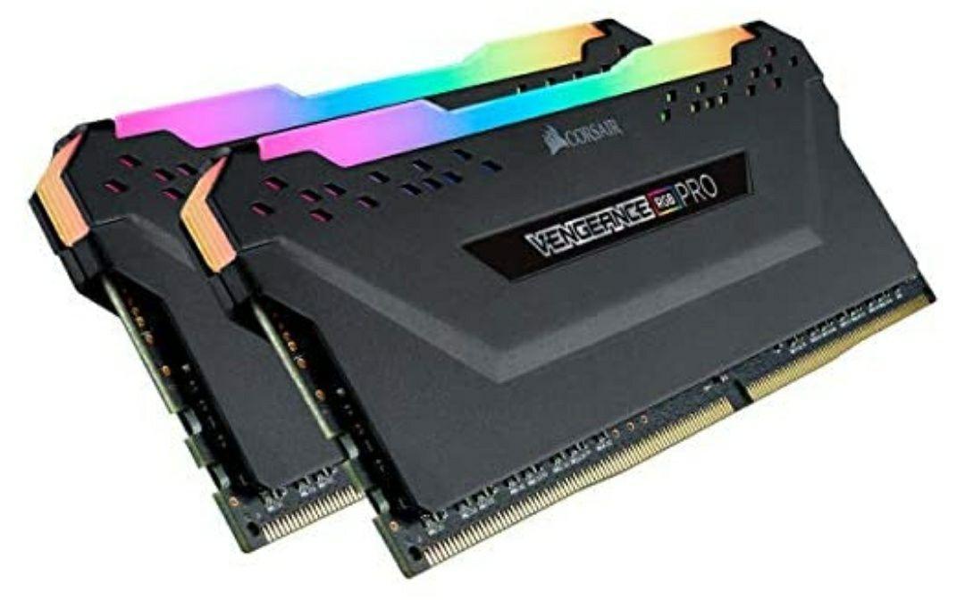 Corsair Vengeance RGB Pro 16GB (2x8GB), 3600MHz, C18