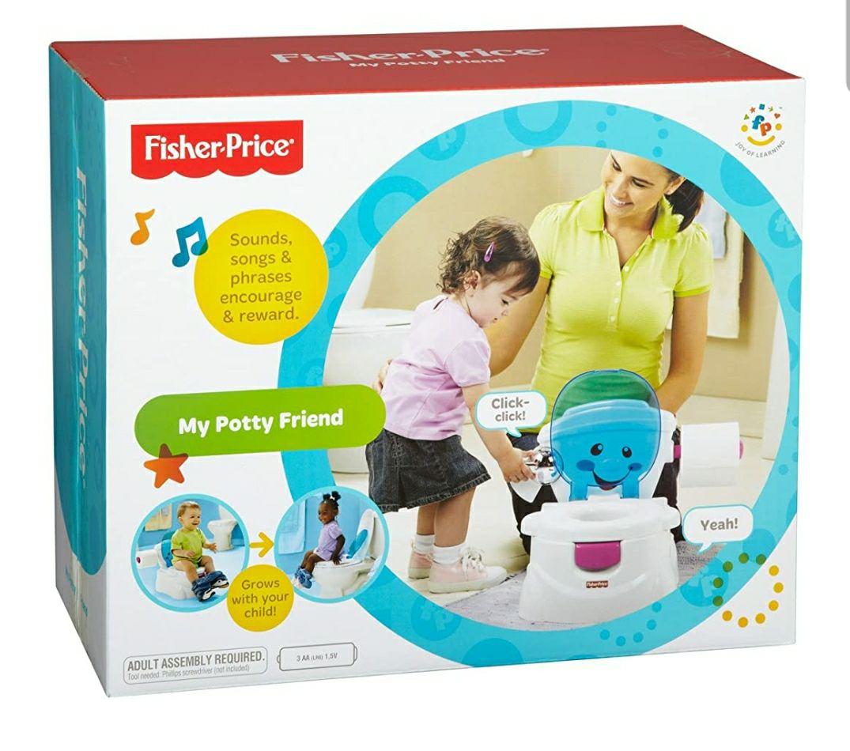 Fisher Price My Potty Friend Potje met Geluid