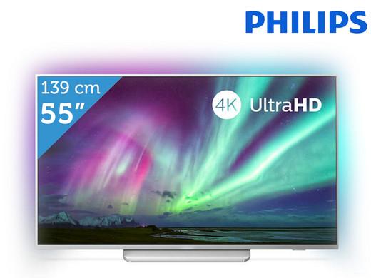 Philips ambilight uhd 55 inch 55PUS8204 @iBood
