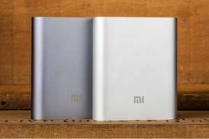 Xiaomi 2A 10400mAh USB Power Bank voor €14,14 @ Banggood