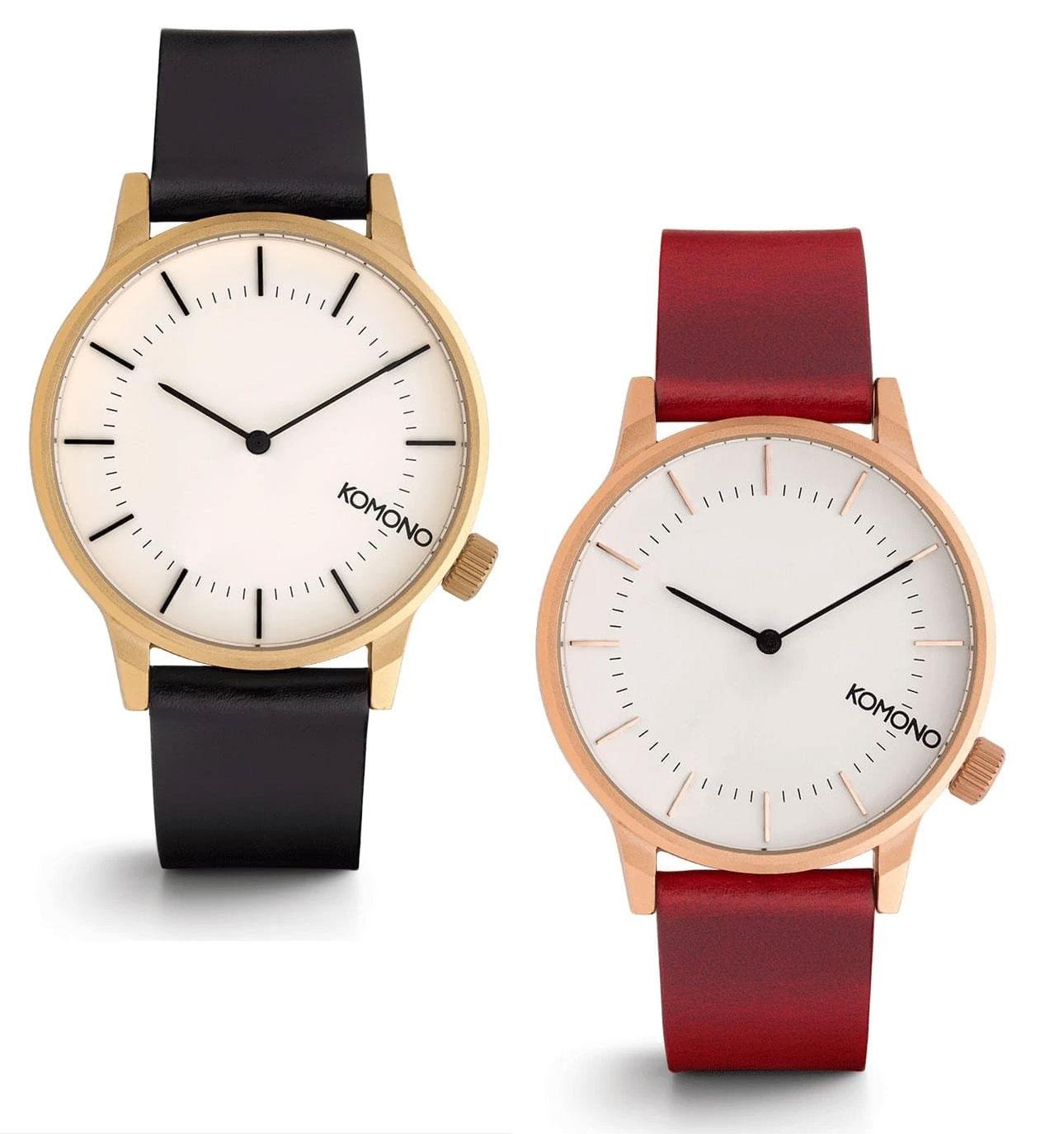 Komono Winston Regal unisex horloge [2 kleuren] @ A.S.Adventure