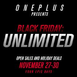 [BLACK FRIDAY] Oneplus X & Oneplus 2 zonder invite te bestellen