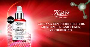 GRATIS SAMPLE: Kiehl's Vital Skin Strengthening Super Serum
