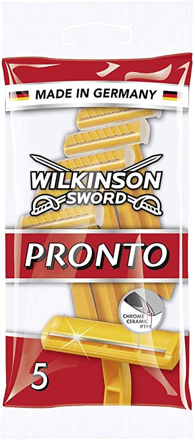 Wilkinson Sword Pronto Heren wegwerpmesjes 5 stuks @Amazon NL