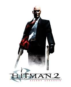 Gratis game Hitman 2: Silent Assassin door code @ Square Enix