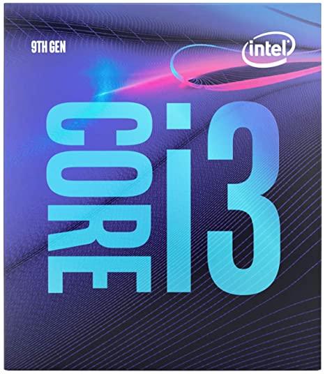 Intel i3-9100
