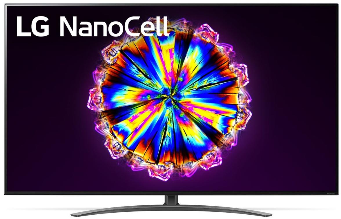 """LG Nanocell 55NANO916NA - zwart - 55"""" - 4k"""