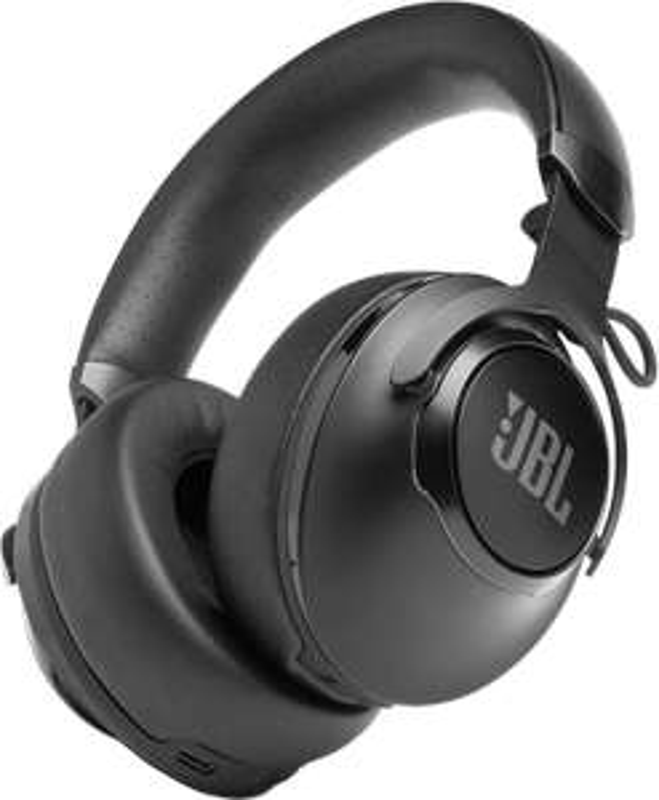 JBL Club 950NC - Zwart - Draadloze over-ear koptelefoon met Adaptive Noice Cancelling