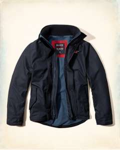 The Hollister All-Weather Jacket voor €46,73 @ Hollister