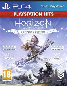 Horizon: Zero Dawn Complete Edition, PS4
