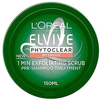 Terug van weggeweest: pre-shampoo Anti roos scrub/mask
