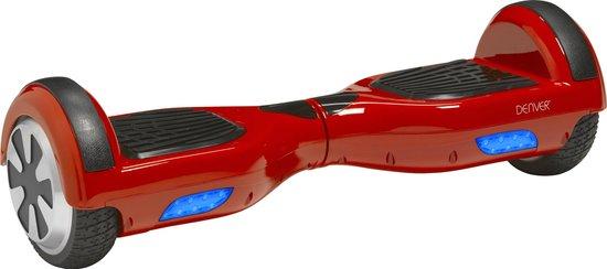 [Prijsfout?] Denver DBO-6500 MK3 Hoverboard Rood 6.5 inch @ Bol.com