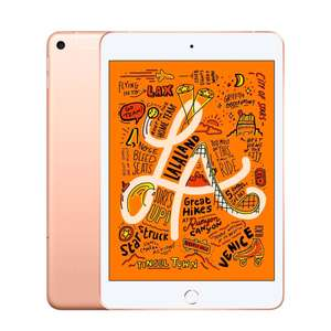 Apple iPad Mini (2019) Wi-Fi + Cellular 256GB Goud @ Wehkamp