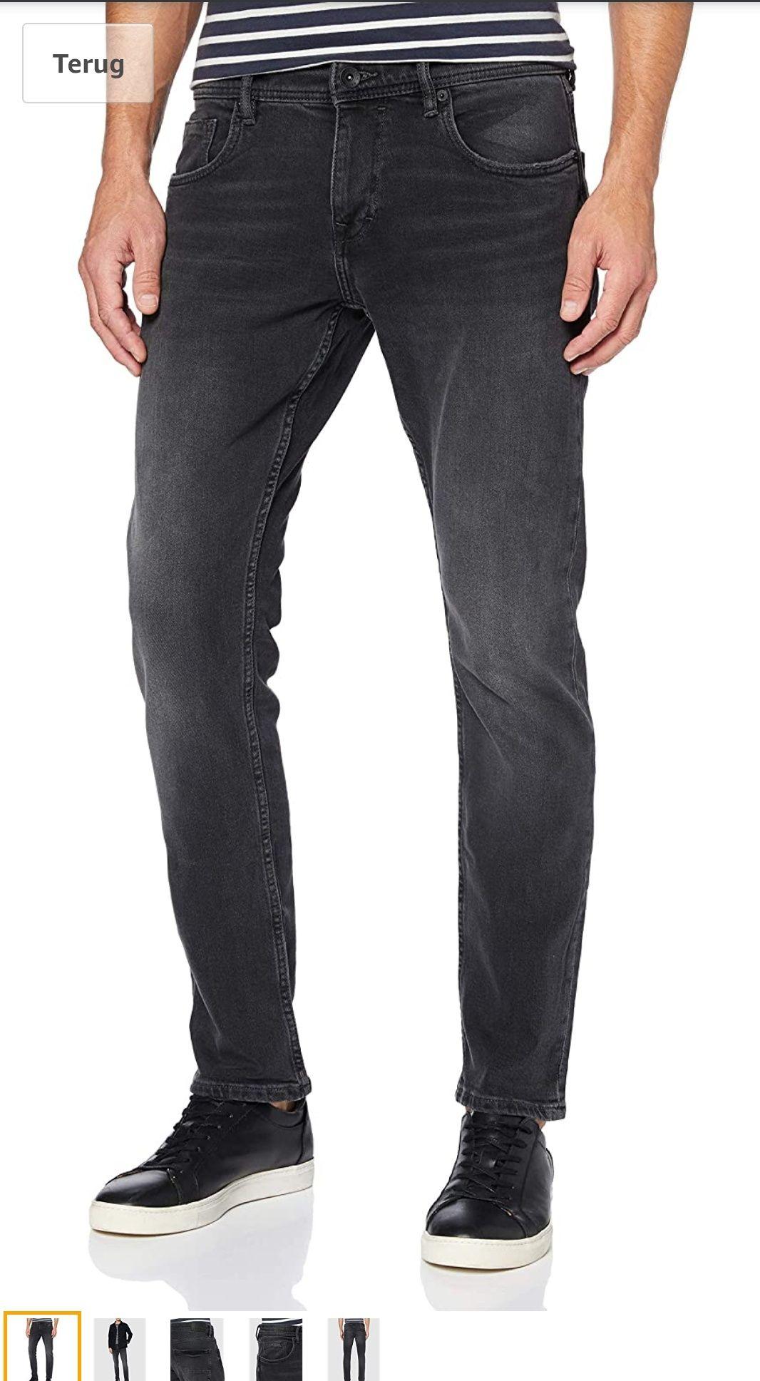 Esprit spijkerbroek heren 5 pocket