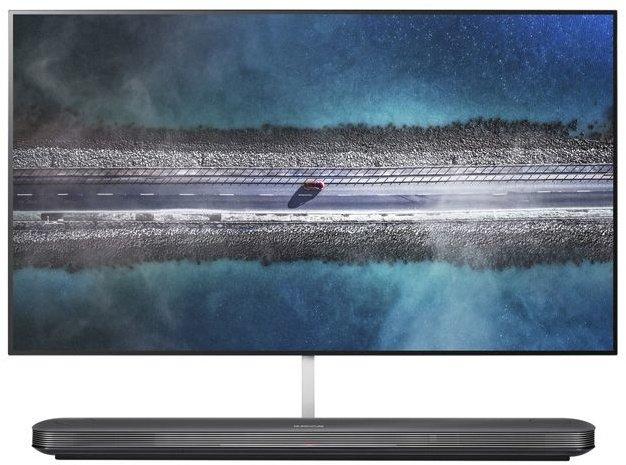 LG 65 inch OLED (Wallpaper) W9 @Hofma.nl