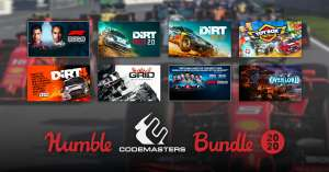 Humble Codemasters Bundle vanaf € 1,- tot € 13.50 @Humble Store